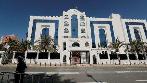 le Conseil constitutionnel de l'Algérie - Sputnik France