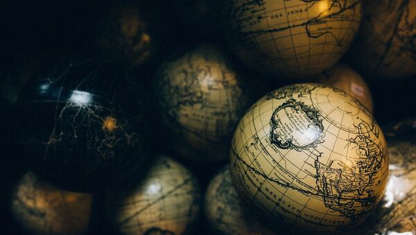Глобус - Sputnik France