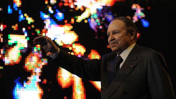Abdelaziz Bouteflika - Sputnik France