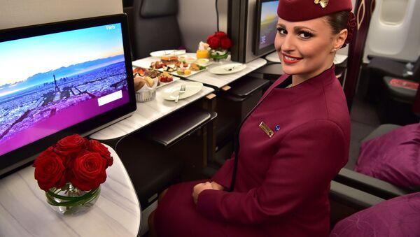 Les cabines des avions des meilleures compagnies du monde - Sputnik France