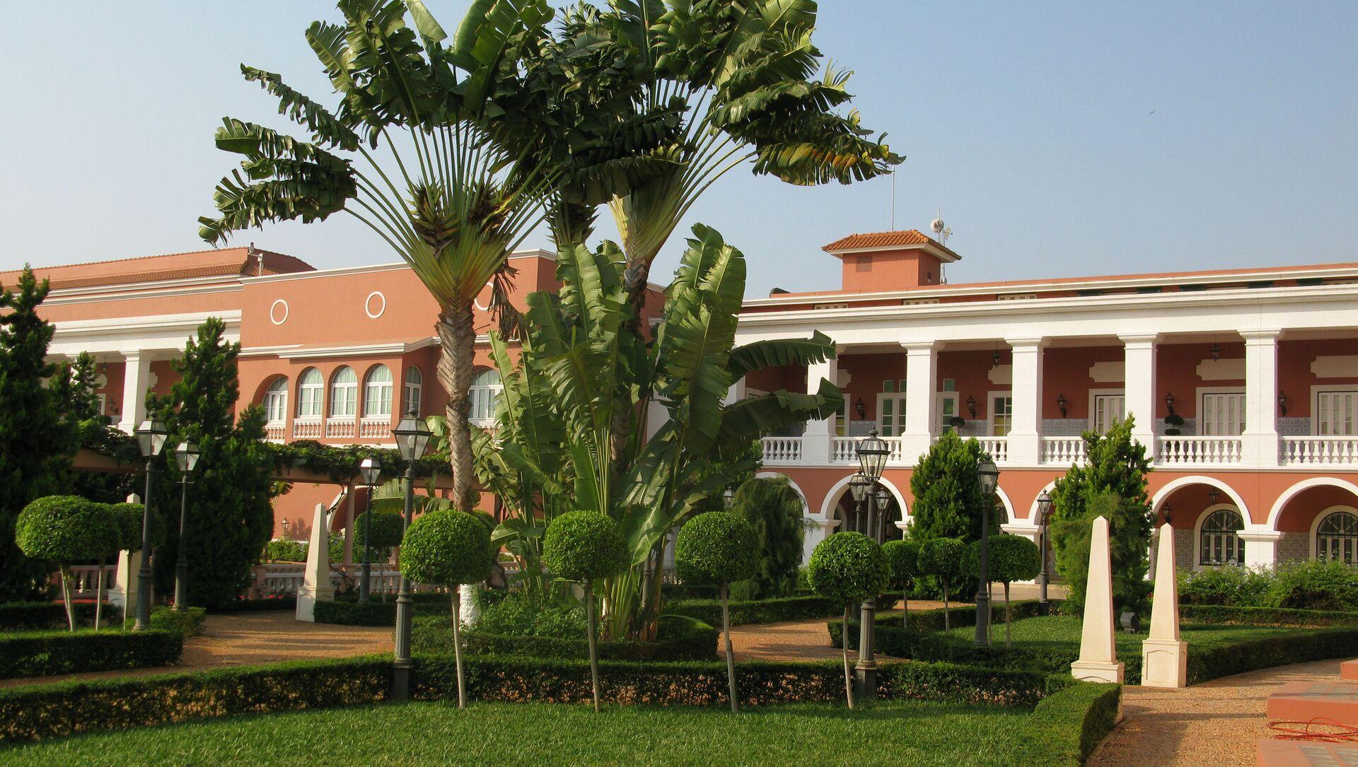 Palais présidentiel à Luanda, Angola - Sputnik France, 1920, 12.08.2021
