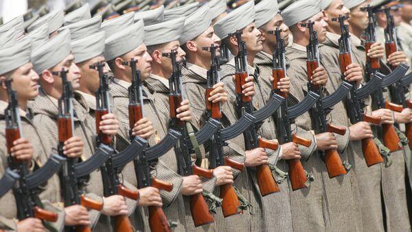 Forces armées royales marocaines - Sputnik France
