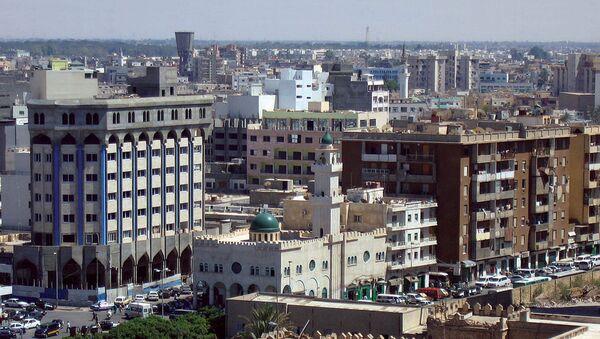 Tripoli Panorama - Sputnik France