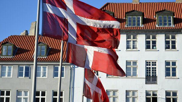 Banderas de Dinamarca - Sputnik France
