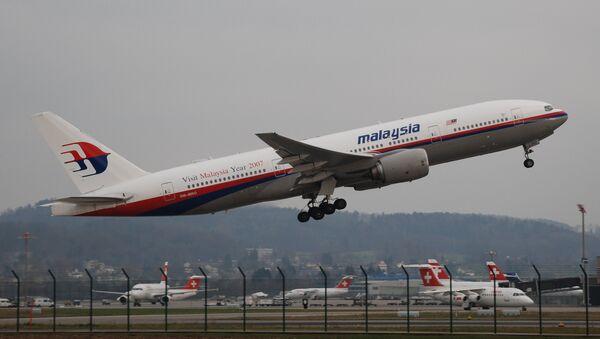 Le Boeing 777 de Malaysia Airlines disparu en 2014 - Sputnik France