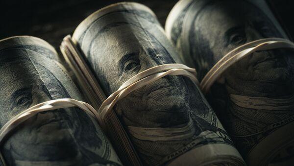 Dollar US (image d'illustration) - Sputnik France