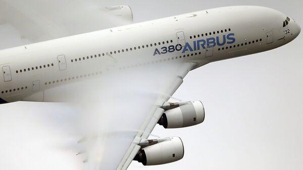 Airbus A380 - Sputnik France