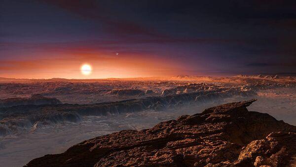Exoplanet  - Sputnik France