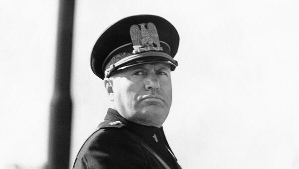 Benito Mussolini - Sputnik France