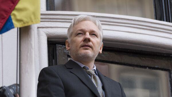 Julian Assange (image d'archive) - Sputnik France