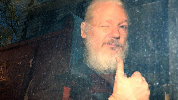 Julian Assange - Sputnik France