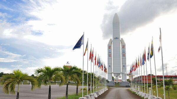 Le Centre spatial guyanais de Kourou - Sputnik France