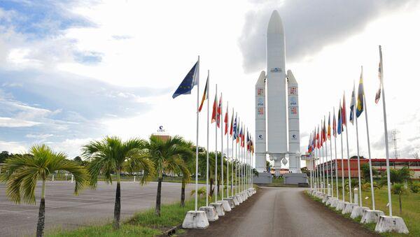 Le Centre spatial guyanais de Kourou. - Sputnik France
