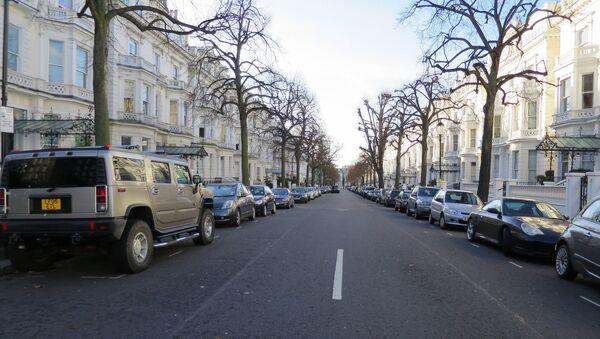 Holland Park Street à Londres - Sputnik France