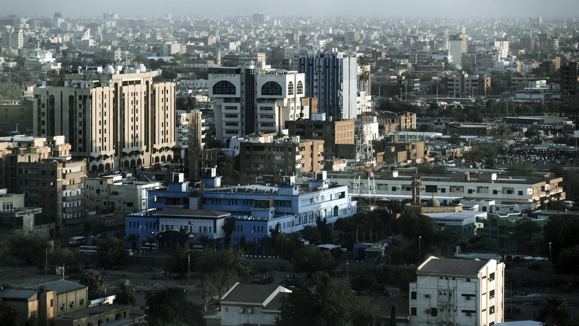 Khartoum, Soudan - Sputnik France, 1920, 21.09.2021