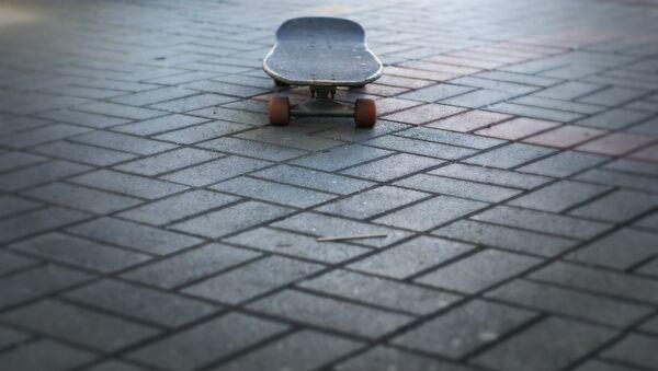 Un skateboard (image d'illustration) - Sputnik France
