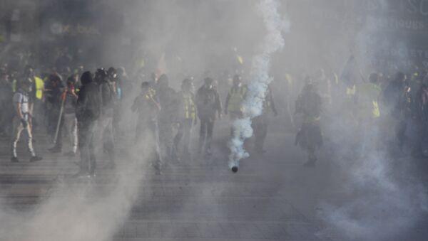 Toulouse sous les gaz, le 13 avril - Sputnik France