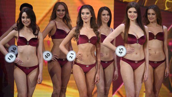 La finale du concours Miss Russie 2019 - Sputnik France