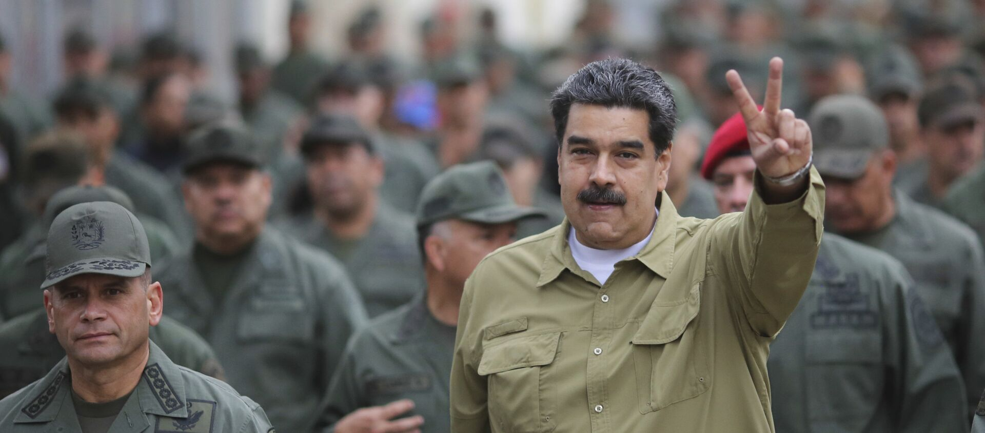 Nicolas Maduro - Sputnik France, 1920, 05.07.2021