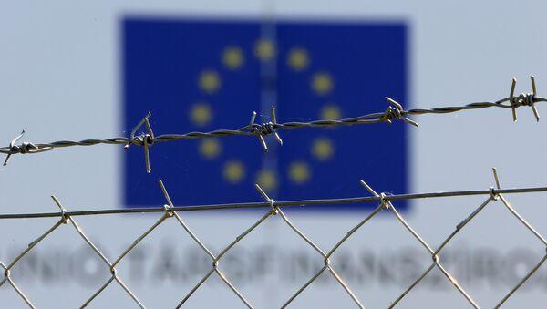 Une clôture de barbelés de 259 km à la frontière avec la Turquie - Sputnik France