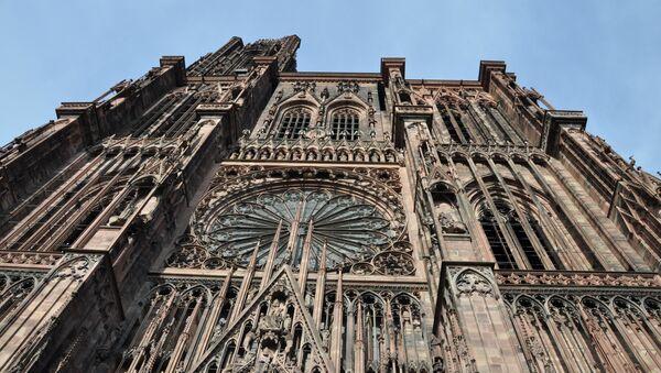Cathédrale Notre-Dame de Strasbourg - Sputnik France