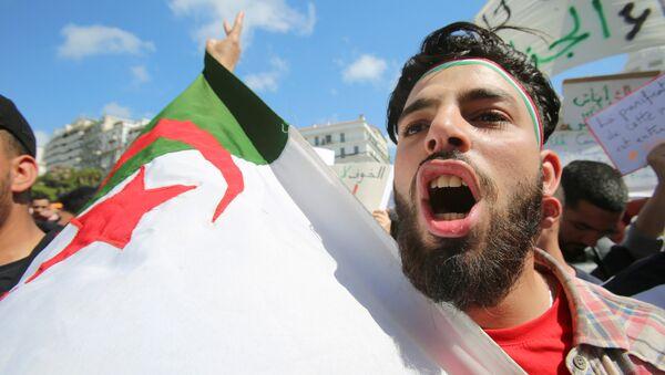 Etudiants en Algérie - Sputnik France