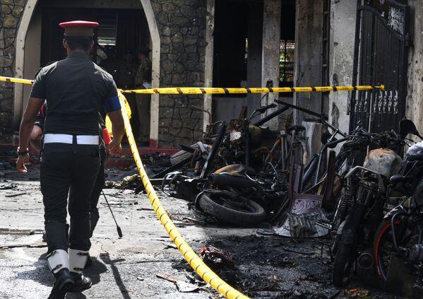Conséquences de la série d'explosions au Sri Lanka - Sputnik France