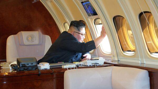Visites de Kim Jong-un à l'étranger - Sputnik France