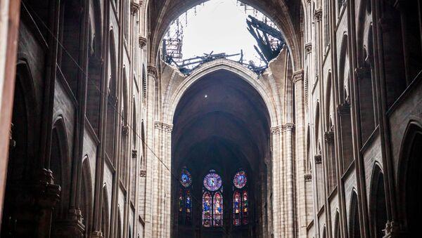 Notre-Dame de Paris - Sputnik France