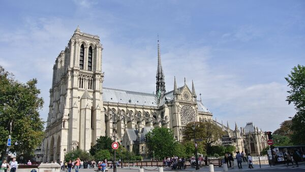 Notre-Dame de Paris en 2013 - Sputnik France