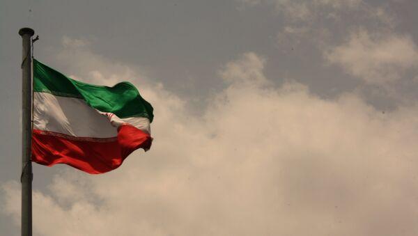 Drapeau iranien - Sputnik France