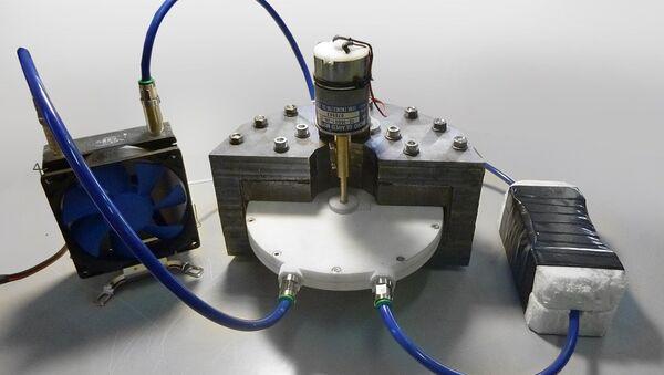 Un prototype d'un réfrigérateur magnétique - Sputnik France