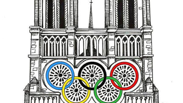 Reconstruction de Notre-Dame de Paris - Sputnik France