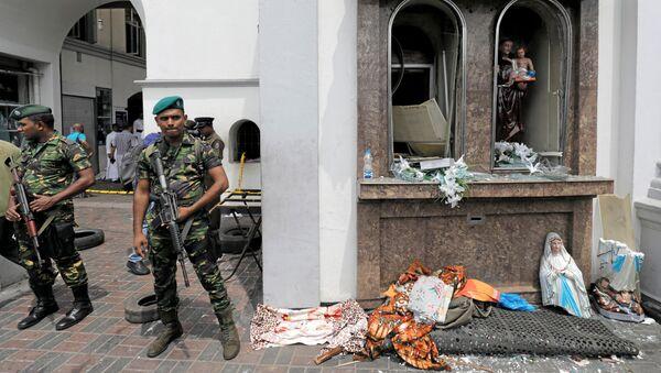 Attentats du 21 avril 2019 au Sri Lanka - Sputnik France