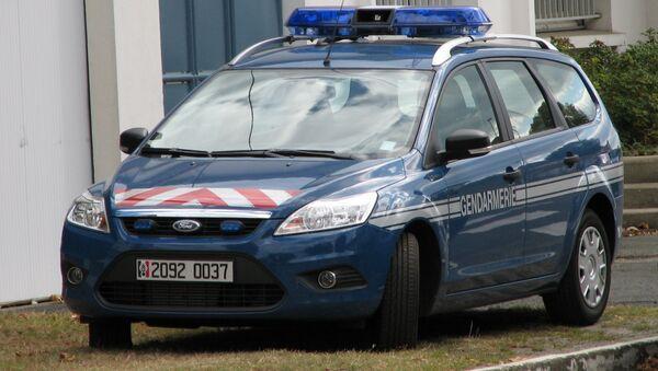 Gendarmerie (image d'illustration) - Sputnik France