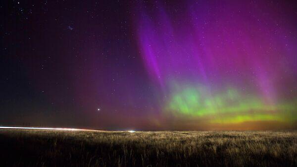 Aurora Borealis in the Ryazan Region - Sputnik France