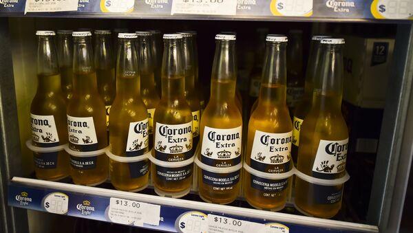 Corona, une bière mexicaine - Sputnik France