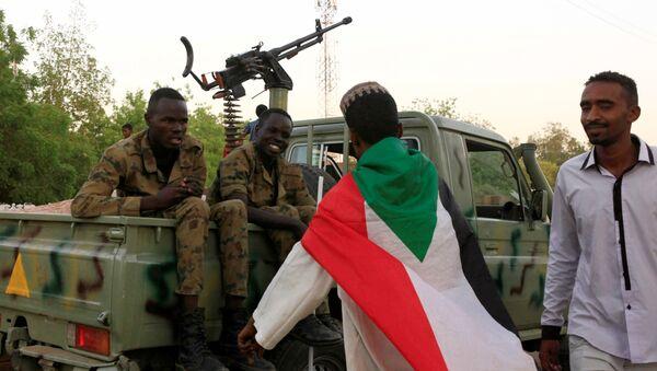 Militares sudaneses - Sputnik France