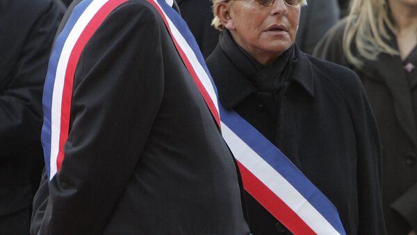 Patrick Balkany avec sa femme Isabelle - Sputnik France