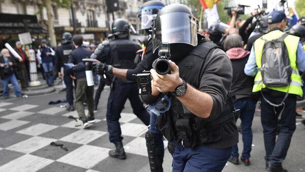 Manifestation du 1er mai à Paris - Sputnik France