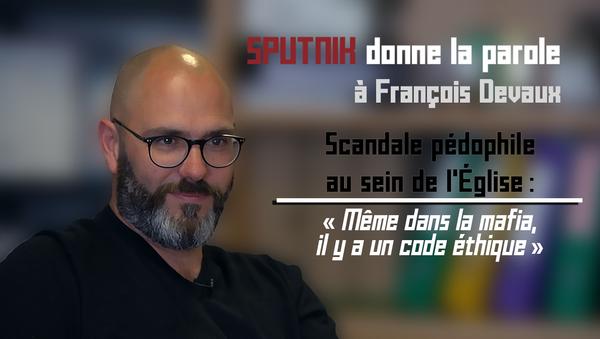 Scandale pédophile au sein de l'Église: «Même dans la mafia, il y a un code éthique» - Sputnik France
