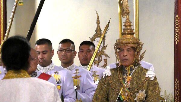 couronnement du roi Maha Vajiralongkorn - Sputnik France