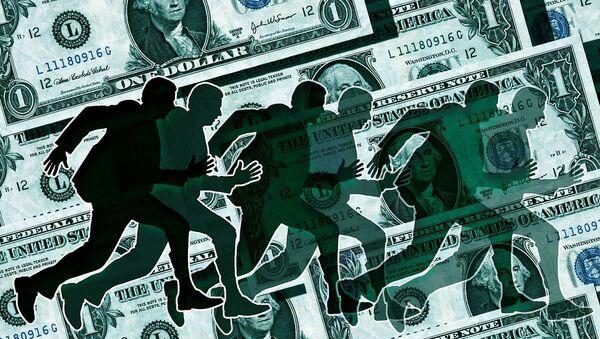 Rapport sur l'emploi aux USA: «le chômage au plus bas», mais la «société en crise» - Sputnik France