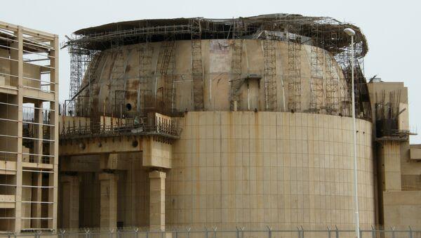 La centrale nucléaire à Bouchehr - Sputnik France