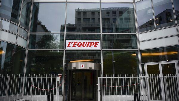 L'Équipe - Sputnik France