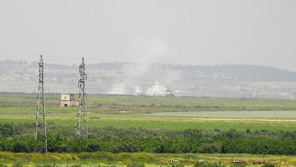 Frappes aériennes dans la région de Hama - Sputnik France