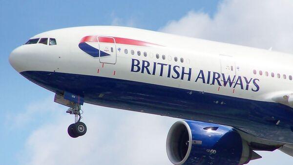 Un Boeing 777 de British Airways (archive photo) - Sputnik France