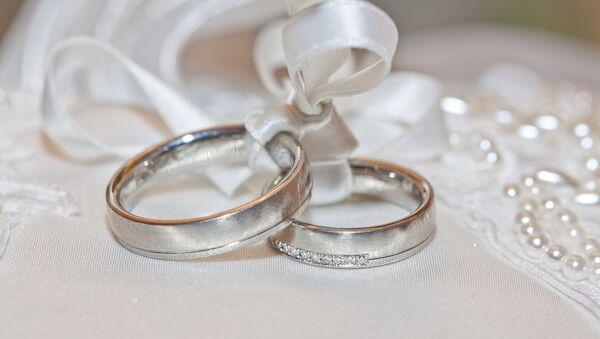 обручальное кольцо - Sputnik France