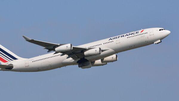 Un Airbus A-340 d'Air France - Sputnik France