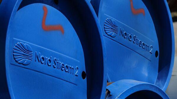 Nord Stream 2 pipes - Sputnik France